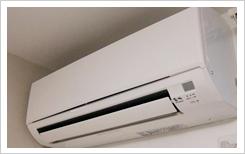 エアコンなどの設備