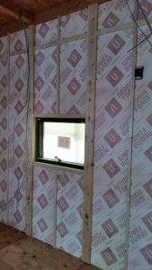 ~新築現場レポート~T様邸 壁の断熱材・床暖房工事