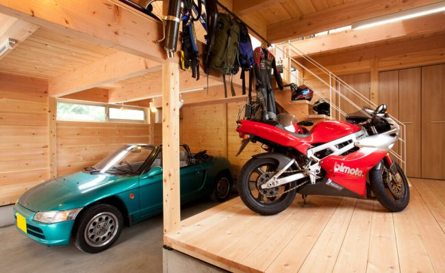 テレワークが普及し、俺の隠れ家的ガレージが増えている?!その設置時の注意点とは?!