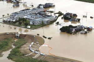水災害に強い街づくり -都市再生特別措置法の改正-